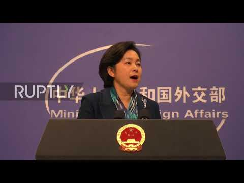 China: Beijing vows to 'fight to the end' if US starts trade war