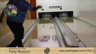 bowlingball.com Storm Crux Bowling Ball Reaction Video Review