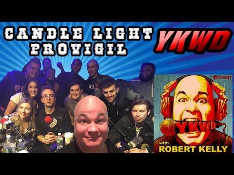 YKWD #116 - Candle Light Provigil (JOE LIST, ANNIE LEDERMAN, SAM MORRIL, JOE MACHI, DAVIAN VELEZ)
