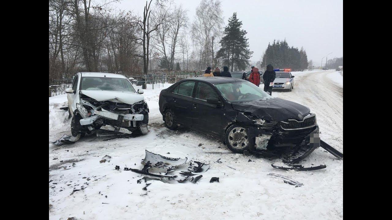 ДТП. Подборка аварий за Март 2019 #140