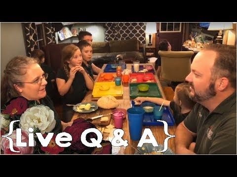 Live Dinner With the Mills
