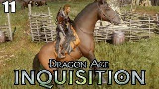 dragon Age Inquisition прохождение - Лошадь (11 серия) Dragon Age Inquisition (1080р)