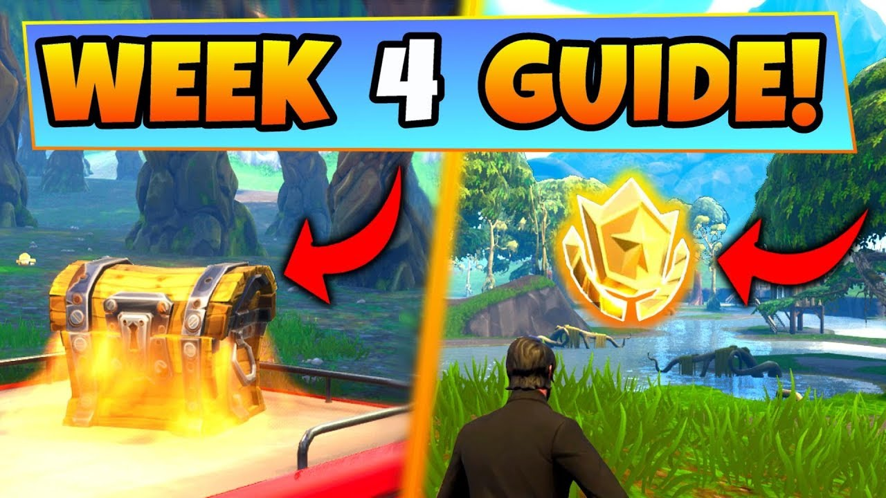Our Fortnite Season 5 guide contains everything you need to know about Fortnites Season 5 including a weekly challenges list map changes and Battle