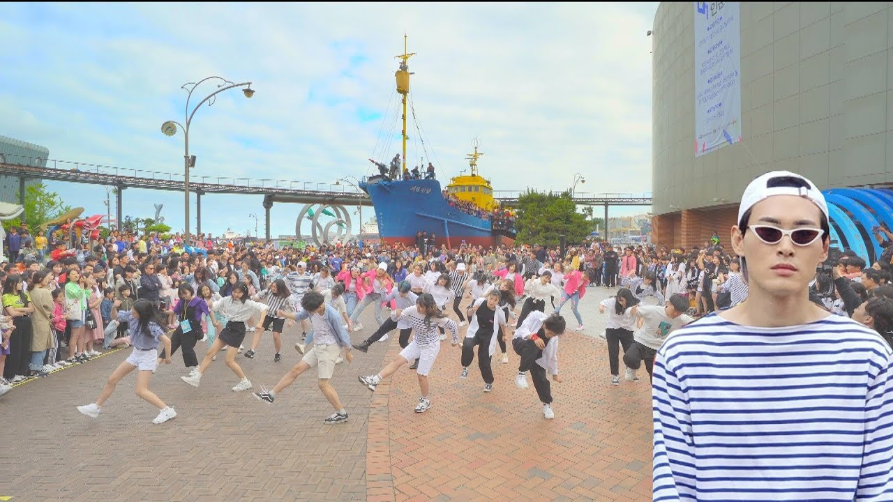 KPOP RANDOM PLAY DANCE with 2019 released songs in ULSAN, KOREA