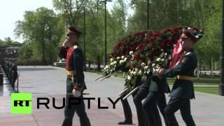 Коллегия Минобороны РФ почтила память воинов, погибших на фронтах Великой Отечественной войны