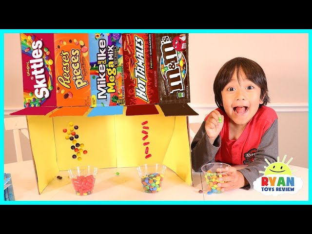 Ryan ToysReview: 7-year-old makes $22 million a year on