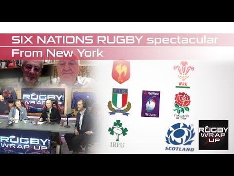 Six Nations: Prolific Pundit Panel Hook, Jacko, Lewis, Pengelly, McCarthy