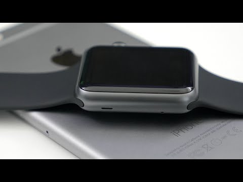 Apple Watch Sport: Unboxing & Comparison! (38mm vs 42mm)