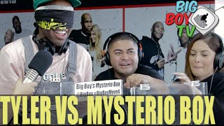 Tyler, The Creator vs. The Mysterio Box (Prank) | BigBoyTV