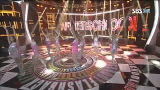 애프터스쿨 [Flashback] @SBS Inkigayo 인기가요 20120701