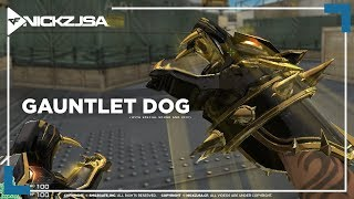 Gauntlet Dog | CROSSFIRE China 2.0