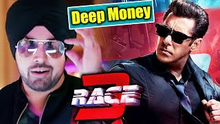 Deep Money Talking About His Song In Salman Khan's Race 3