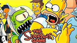 Die SIMPSONS das Spiel Deutsch Gameplay Part 1 - Schokowunderland & Bartman