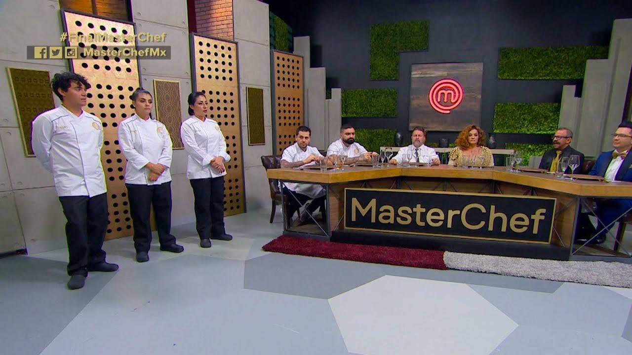 ¡Estos son son los PRIMEROS platillos que presentan los FINALISTAS! | MasterChef México
