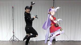 【ウマ娘】ゴルシと一緒に『うまぴょい伝説』踊ってみた。