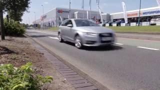 Audi A3 Road Test смотреть