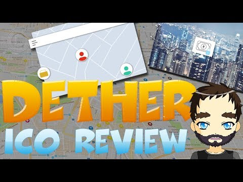 Dether ICO Review - Easy way to Buy Ethereum with Cash!
