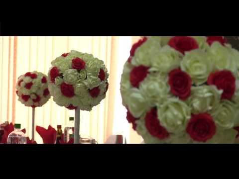 Оформление свадеб в Москве свадебное украшение зала 309