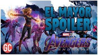 ¡NO LO PODRÁS CREER! Samuel L Jackson (Nick Fury) Suelta El MAYOR SPOILER De Avengers 4: End Game