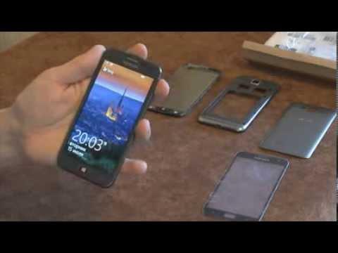Samsung Ativ S спустя год использывания