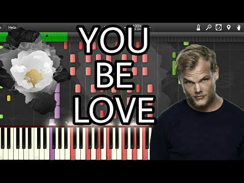 IMPOSSIBLE REMIX - YOU BE LOVE - AVICII
