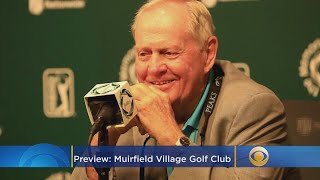 Muirfield Village Golf Club: Jack Nicklaus's 'Total Vision' On Display At Memorial