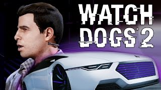 Watch Dogs 2 - УГОНЯЕМ БИОМЕТРИЧЕСКУЮ ТАЧКУ! #30