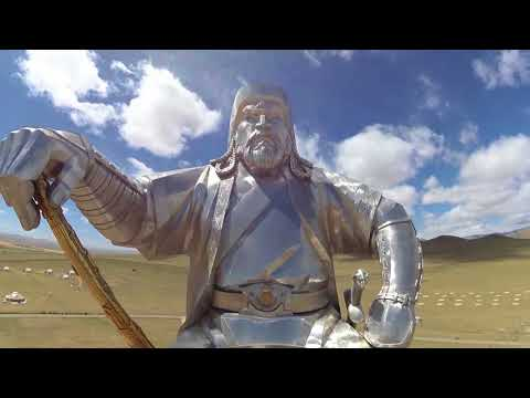Mongolia Trip by Tova and XXL