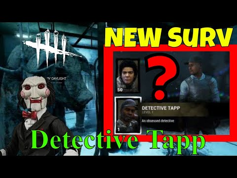 DbD INFOS New Surv Detective TAPP??? Bilder der Neuen MAP Dead by Daylight Time is running Out