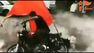 Ye bhagwa rang | rung rung | jai shri ram| katter Hindu| new version 2018| Status video...