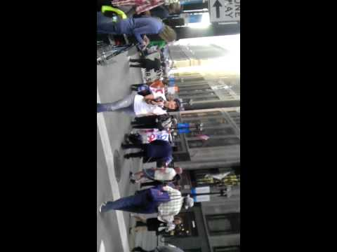 The 99% march on the Chicago board of trade may 23