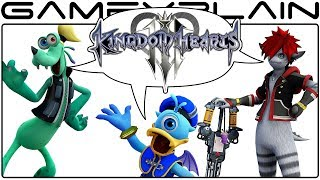 Kingdom Hearts 3 - Monster's Inc. Trailer DISCUSSION w/ SomeCallMeJohnny & AntDude