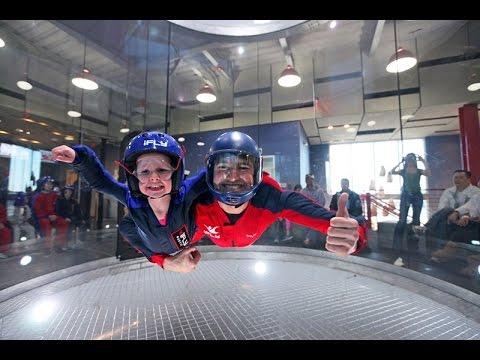 simulateur chute libre a lyon