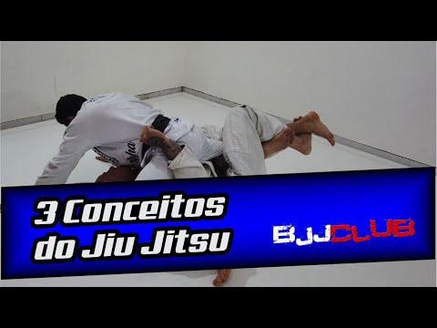 3 conceitos do jogo de Meia Guarda no Jiu Jitsu com Evandro Guarnieri - BJJCLUB