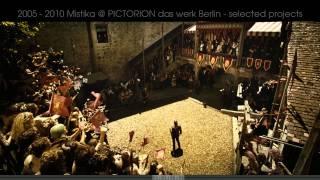 Reel: PICTORION das werk Mistika 2010
