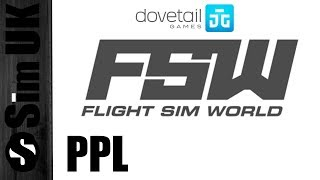 PPL Lesson 5 Slow Flight   FLIGHT SIM WORLD