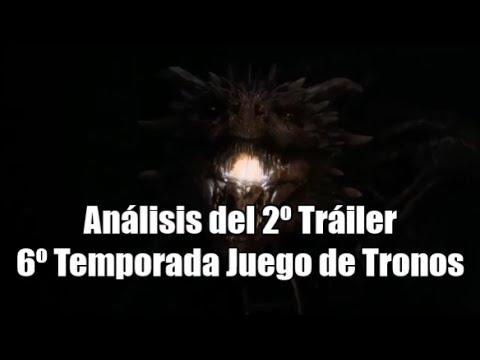 Spoilers: Análisis del segundo tráiler 6º temporada de Juego de Tronos y ¡nueva escena con Sam!