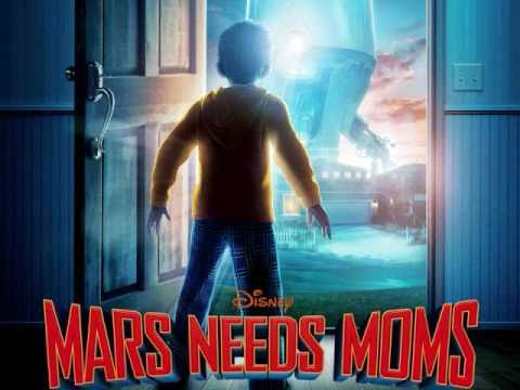 Mars Needs Moms Spill Review