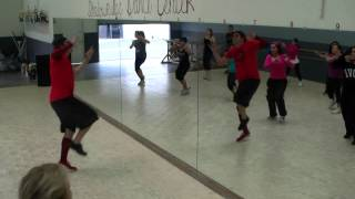 Bolide - Soldat Jahman - French Reggaeton Fitness w/ Bradley - Crazy Sock TV