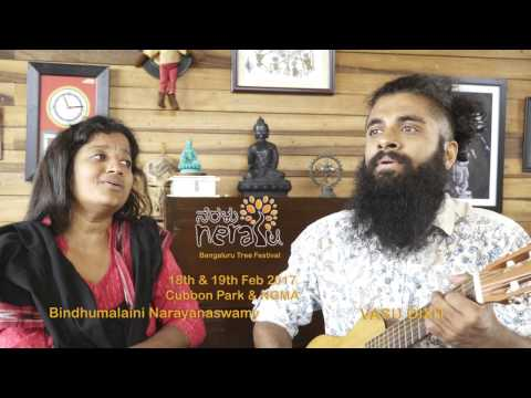 Neralu: Bindhumalini and Vasu Dixit sing and talk with us about inspiration from nature