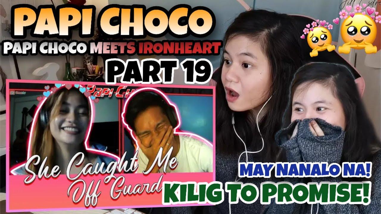 I SAW IRONHEART OMETV PART 19 | PAPI CHOCO I GRABE KILIG TO PRAMIS! I REACTION VIDEO