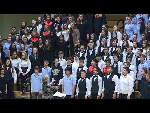 Two Brazilian Folk Songs – Combined Middle School Choirs