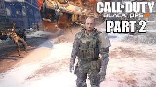 """Call Of Duty Black Ops III Walkthrough Part 2 - Mission 2 """"New World"""" - PC 1080p60"""