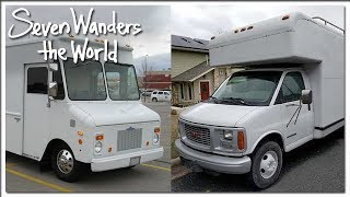Box Truck vs Step Van Which is Better for RV Conversion? E548