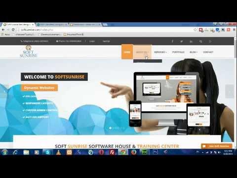 Web Designin Training in Urdu