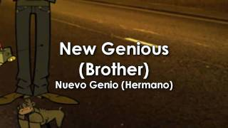 Watch Gorillaz New Genious Brother video