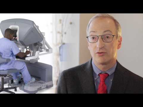 Dr. Bromberg, a surgeon for the Minimally Invasive Surgery Program at NWH in Mt. Kisco, NY, describes prostate surgery with the da Vinci Robot.
