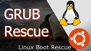 GRUB Rescue and Repair on Linux | Use this tool to Rescue and Repair your Bootloader! (Ubuntu 2021)