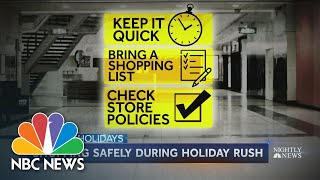 How To Shop Safely This Holiday Season | NBC Nightly News