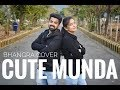 Bhangra On Cute Munda Sharry Mann Parmish Verma Couple Bhangra mp3